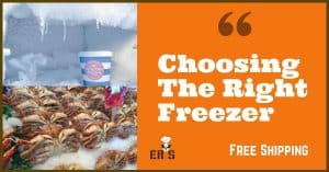 Choosing The Right Restaurant Freezer