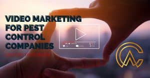 video marketing for pest control companies