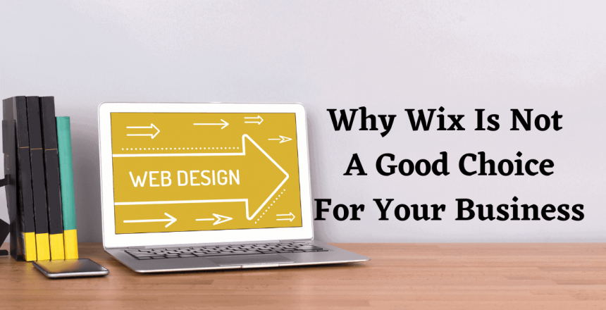 Disadvantages of Wix and Why It's Bad for Your Business?